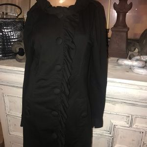 Kare Coat heavy cotton polyester blend